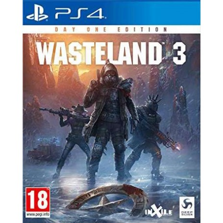 Wasteland 3. Day One Edition (PS4)