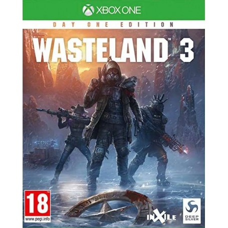 Wasteland 3. Day One Edition (Xbox One)