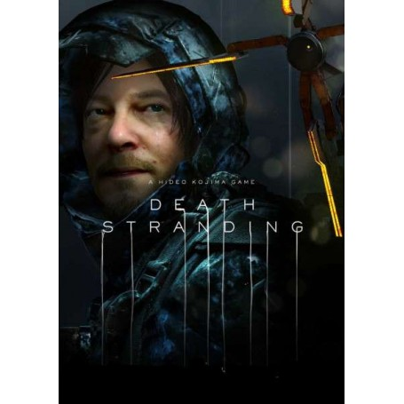 Death Stranding. Steelbook Edition (PC)