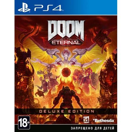 DOOM Eternal. Deluxe Edition (PS4)