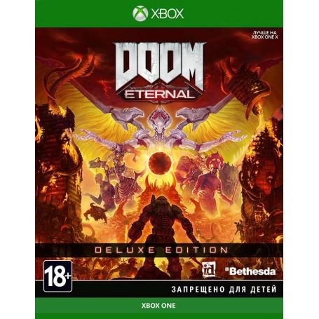 DOOM Eternal. Deluxe Edition (Xbox One)
