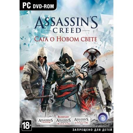 Assassin's Creed. Сага о Новом Свете (PC)