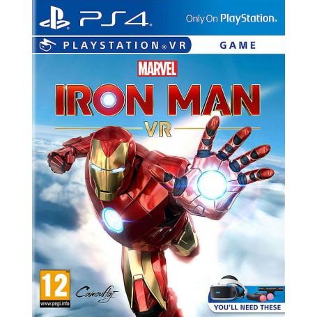 Marvel's Iron Man (PS4, VR)