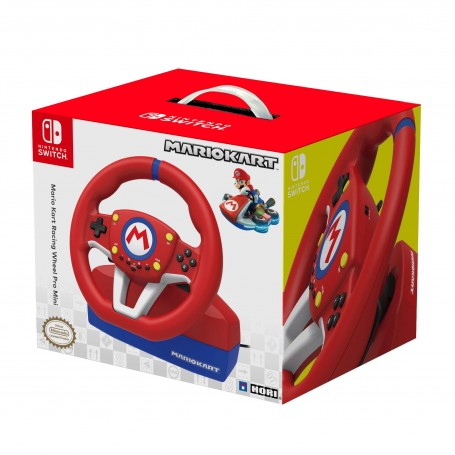 Руль Hori Mario Kart Racing Wheel Pro (Switch)