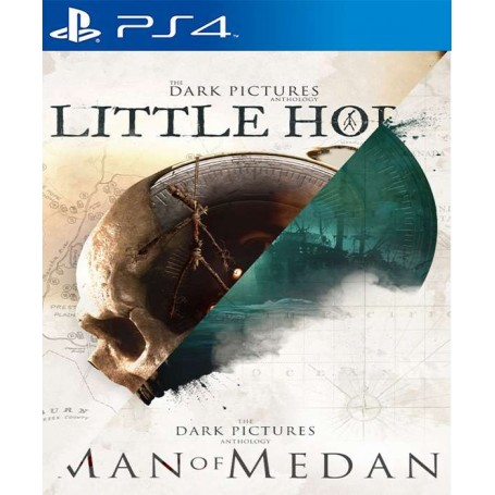The Dark Pictures: Little Hope. Steelbook Edition Bundle (PS4)