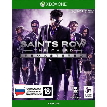 Saints Row: The Third - Remastered (Xbox One)