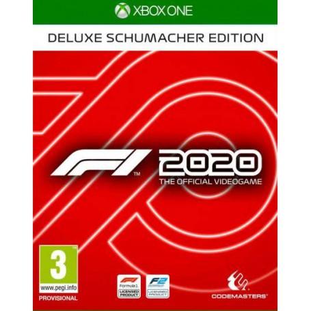 F1 2020. Делюкс издание «Шумахер» (Xbox One)