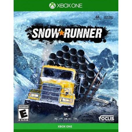 SnowRunner (Xbox One)