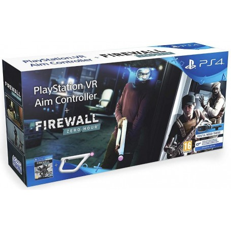 Firewall Zero Hour + Контроллер прицеливания PS VR