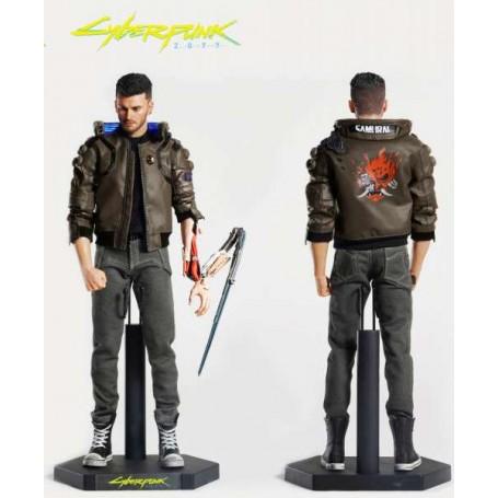 Фигура Cyberpunk 2077 V Male