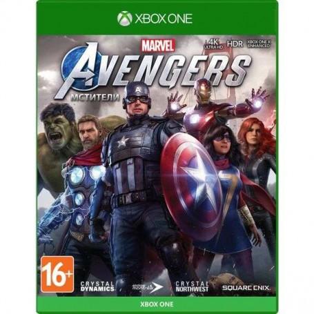 Мстители Marvel (Xbox One)