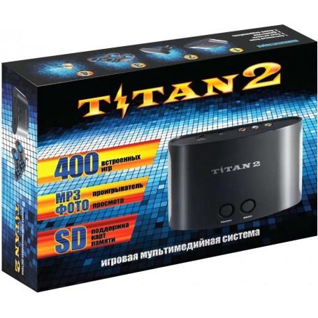 Sega Magistr Titan 2 + 400 игр