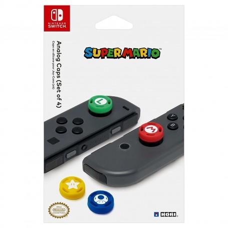 Сменные накладки Hori (Super Mario) для Nintendo Switch