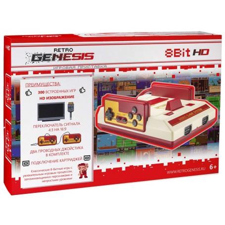 Retro Genesis 8 Bit HD + 300 игр
