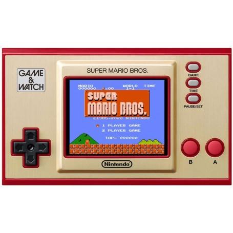 Консоль Nintendo Game & Watch Super Mario Bros.