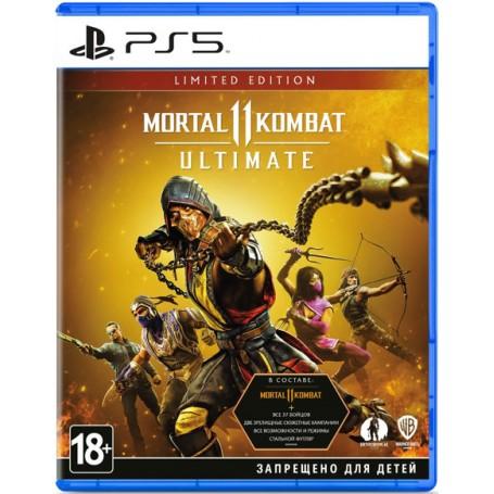 Mortal Kombat 11 Ultimate. Limited Edition (PS5)