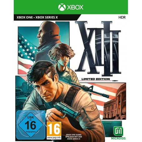 XIII. Limited Edition (Xbox)