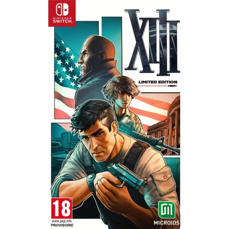 XIII. Limited Edition (Nintendo Switch)