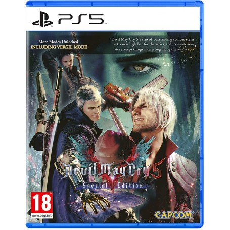 Devil May Cry 5. Special Edition (PS5)