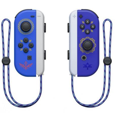 Набор 2 контроллера Joy-Con (издание The Legend of Zelda: Skyward Sword)