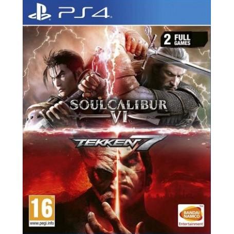 Комплект Tekken 7 + SoulCalibur VI (PS4)
