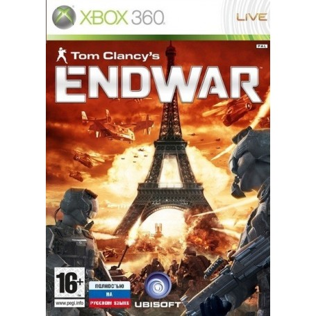 EndWar, Tom Clancy's