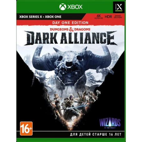 Dungeons & Dragons Dark Alliance. Day One Edition (Xbox)