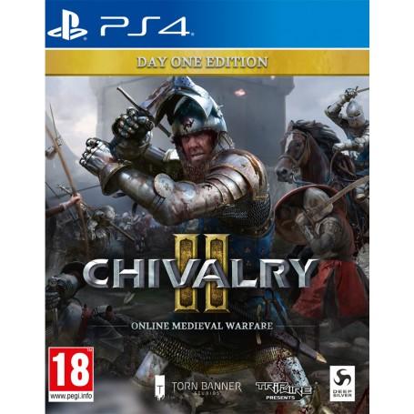 Chivalry II. Издание первого дня (PS4)