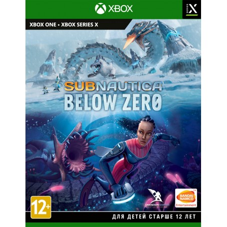 Subnautica: Below Zero (Xbox)