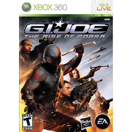 G. I. Joe The Rise Of Cobra