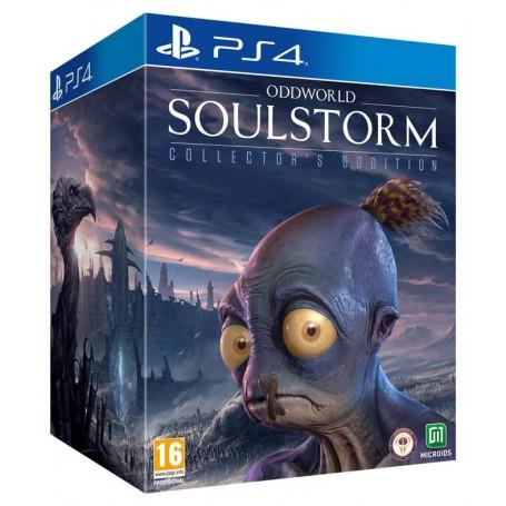 Oddworld: Soulstorm. Коллекционное издание (PS4)