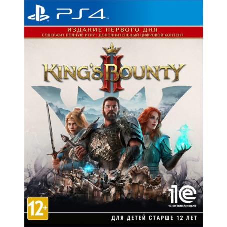 King's Bounty II. Издание первого дня (PS4)