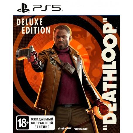 Deathloop. Издание Deluxe (PS5)