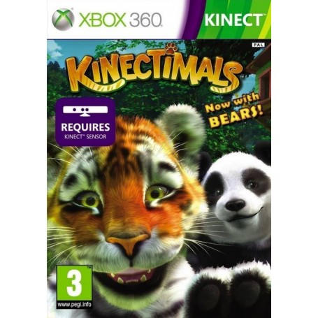 Kinectimals: Now with Bears