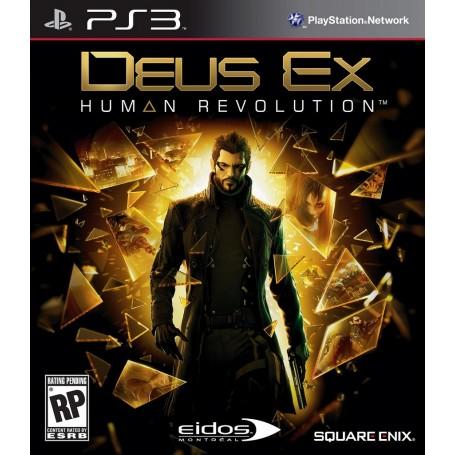 Deus Ex. Human Revolution (PS3)