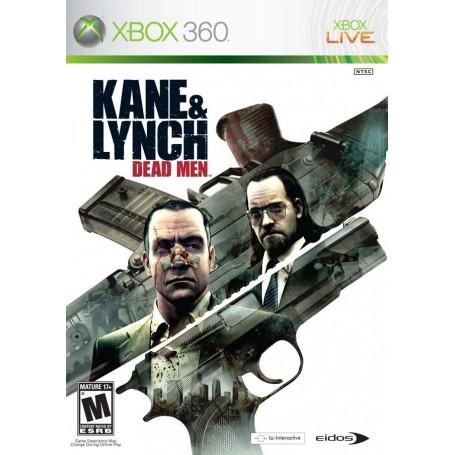 Kane & Lynch DeadMen
