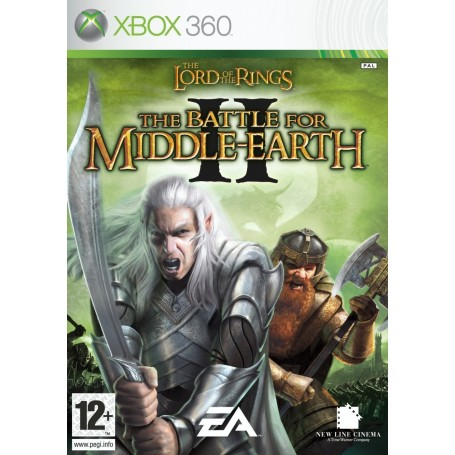 Lord Of The Rings The Battle For Middle Earth II