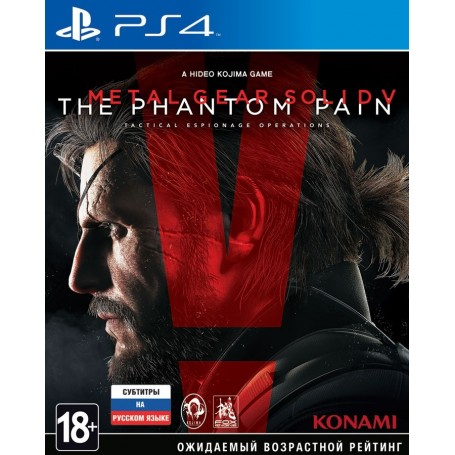 Metal Gear Solid 5. The Phantom Pain (PS4)