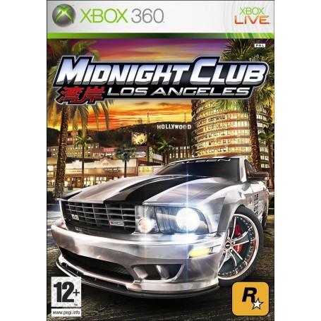 Midnight Club Los-Angeles
