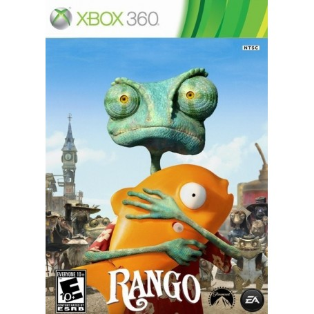 Rango,The Video Game
