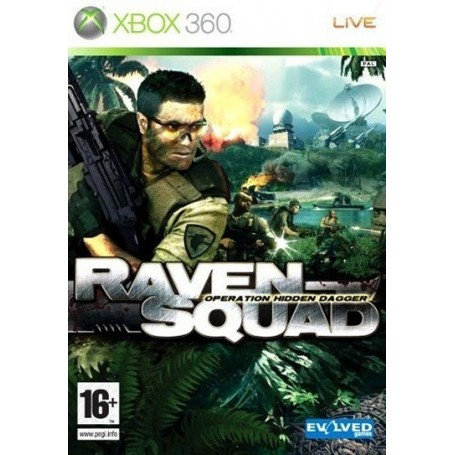 Raven Squad Hidden Danger