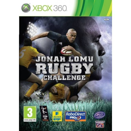 Rugby Challenge 2012