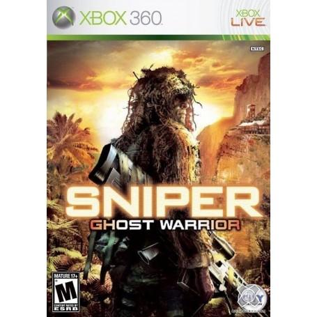Снайпер: Воин-Призрак