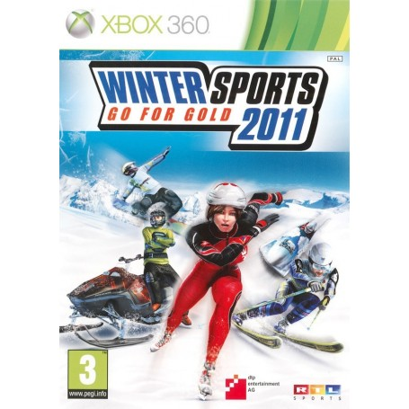 Winter Sports 2011 Go For Gold