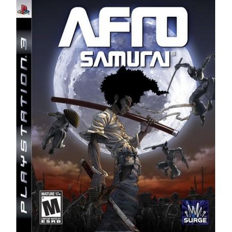 Afro Samurai (PS3)