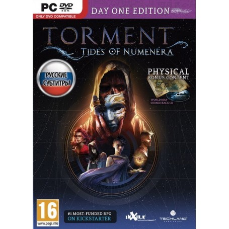 Torment Tides of Numenera. Day One Edition (PC)
