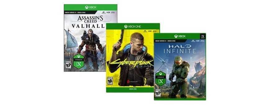 Игры для Xbox Series S/X купить