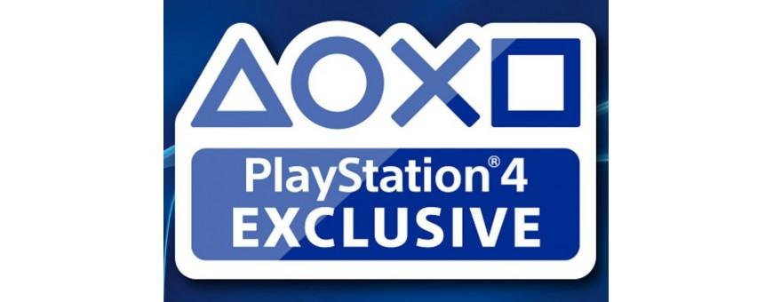 Эксклюзивы для PS4
